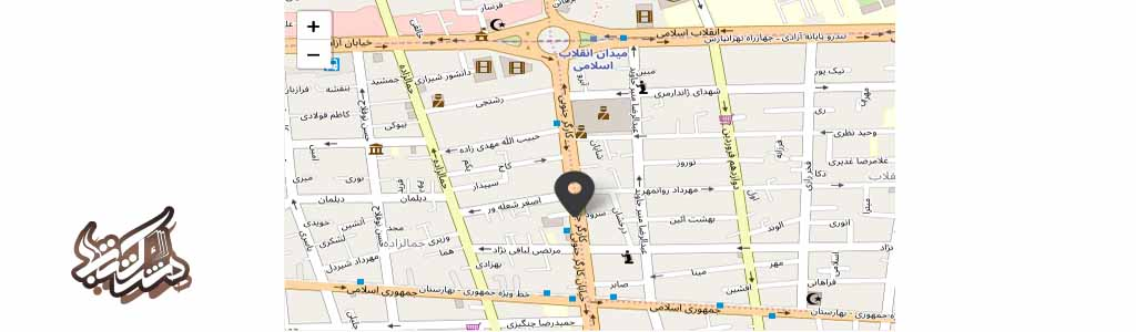آدرس انتشارات دیباگران تهران