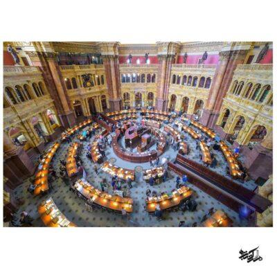 کتابخانه کنگره ملی آمریکا