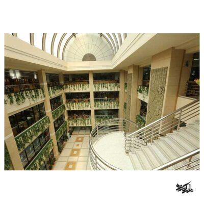کتابخانه شانگهای چین