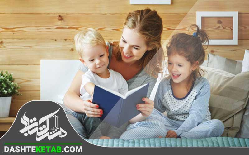 اثر کتاب بر سلامت روانی کودک